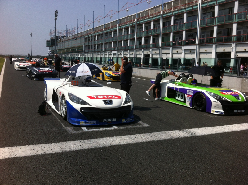 Pole Position in Magny Cours